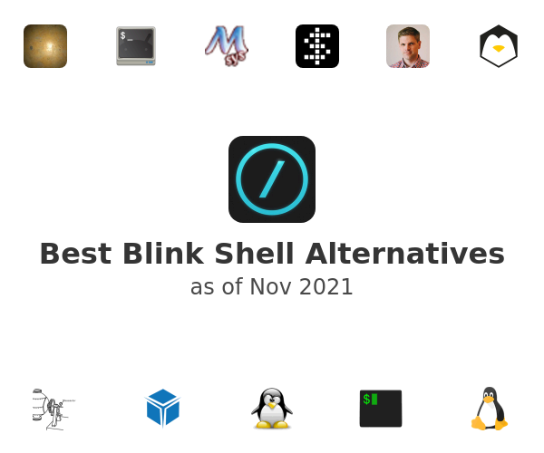 Best Blink Shell Alternatives
