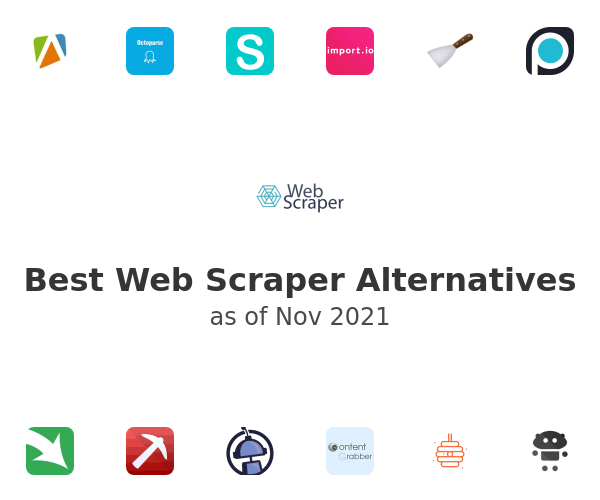 Best Web Scraper Alternatives
