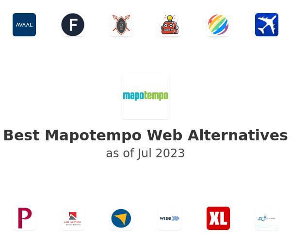 Best Mapotempo Web Alternatives