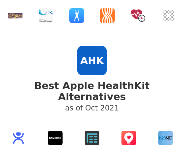 Best Apple HealthKit Alternatives