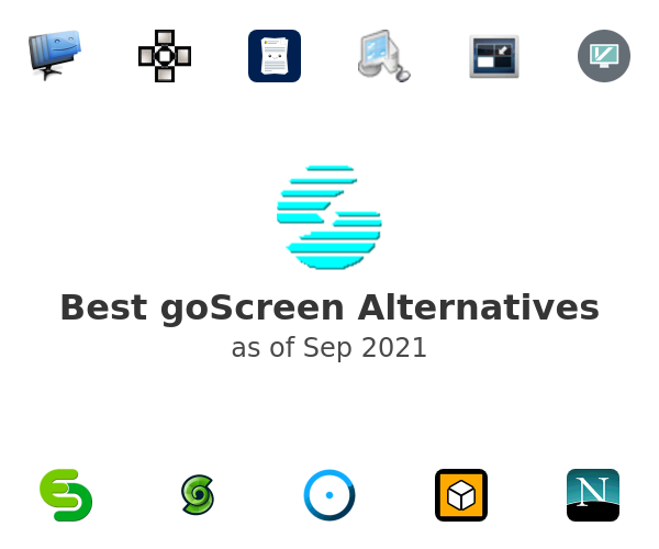 Best goScreen Alternatives