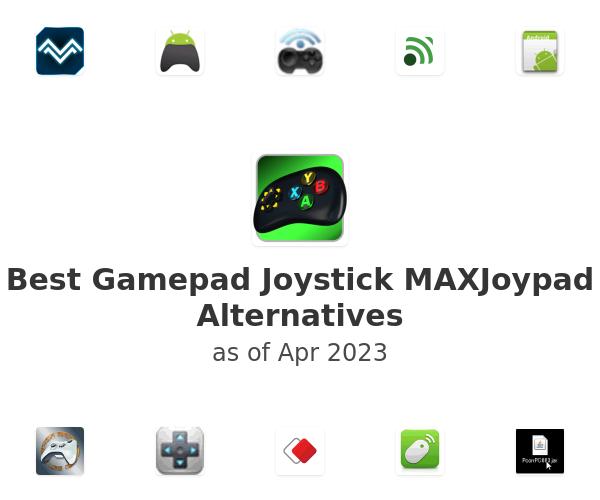 Best Gamepad Joystick MAXJoypad Alternatives