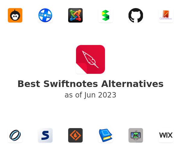 Best Swiftnotes Alternatives