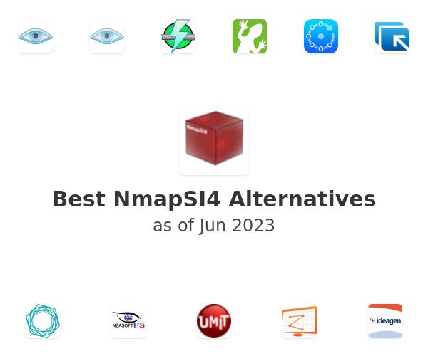 Best NmapSI4 Alternatives