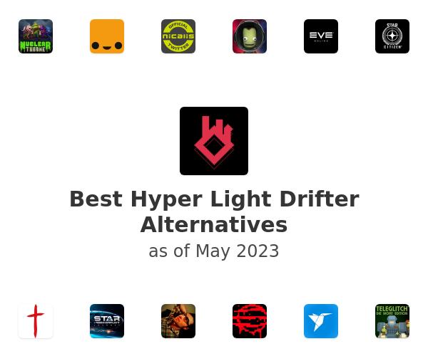 Best Hyper Light Drifter Alternatives