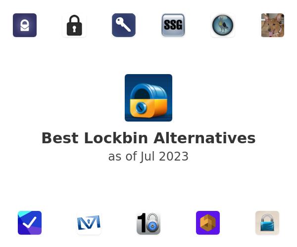 Best Lockbin Alternatives