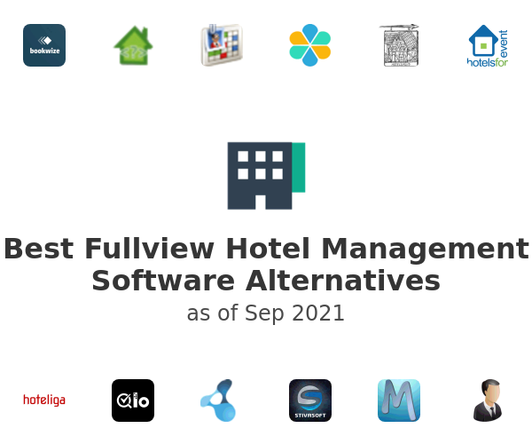 Best Fullview Hotel Management Software Alternatives