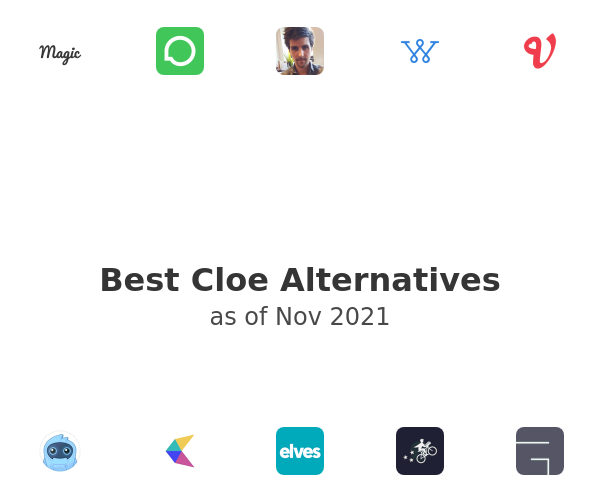 Best Cloe Alternatives