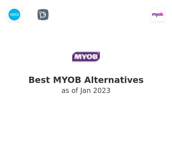 Best MYOB Alternatives