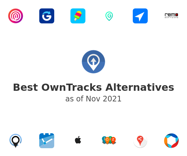Best OwnTracks Alternatives