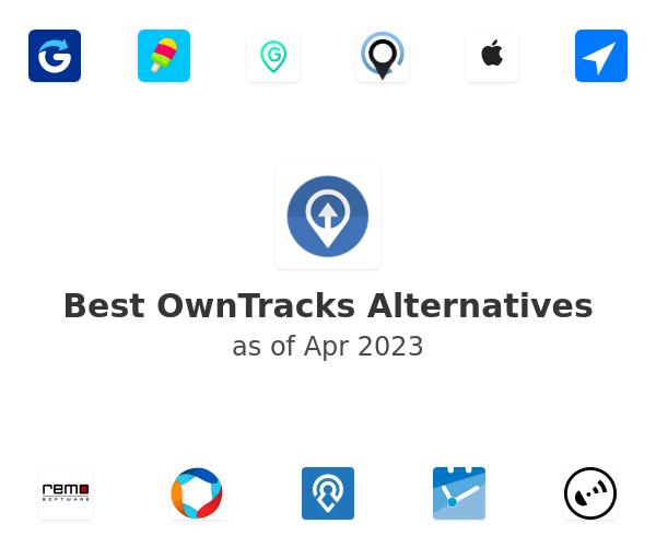 Best OwnTracks Alternatives