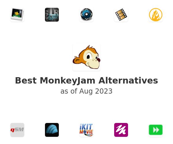 Best MonkeyJam Alternatives