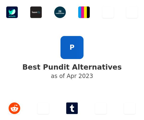 Best Pundit Alternatives