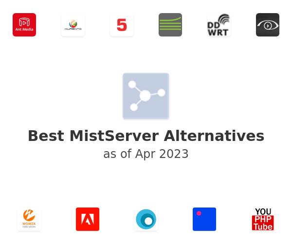 Best MistServer Alternatives