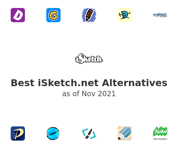 Best iSketch.net Alternatives