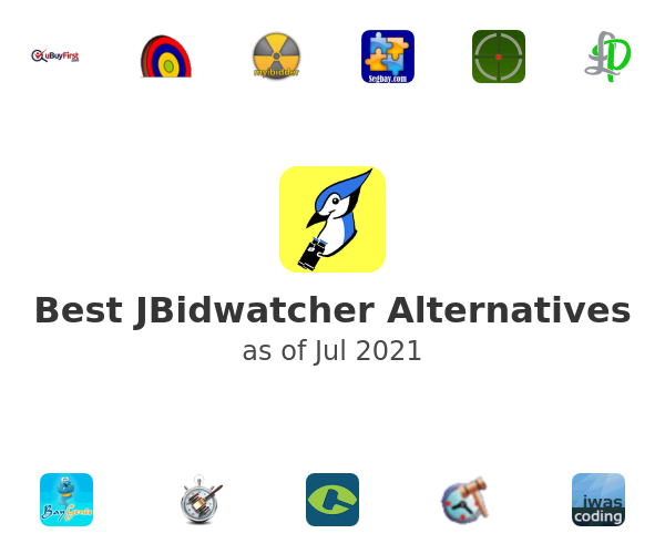 Best JBidwatcher Alternatives