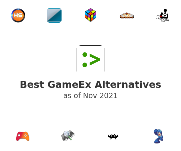 Best GameEx Alternatives
