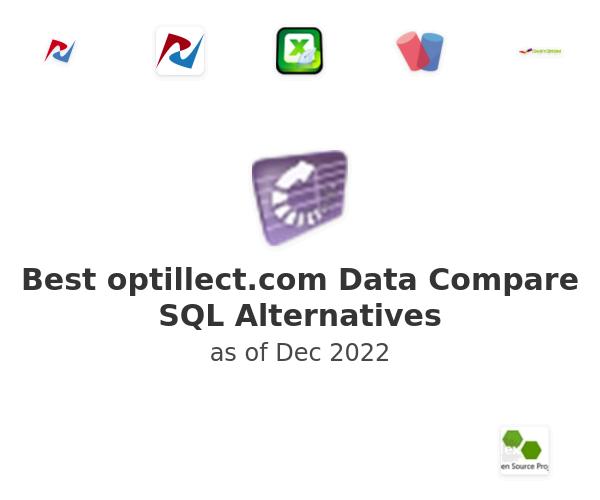 Best Data Compare SQL Alternatives