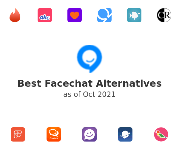 Best Facechat Alternatives