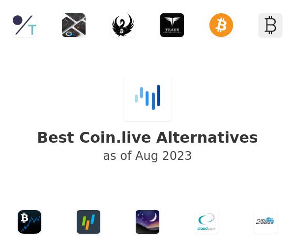 Best Coin.live Alternatives