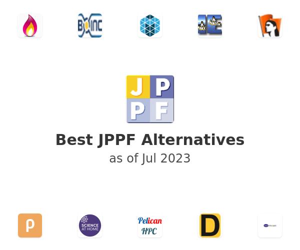 Best JPPF Alternatives