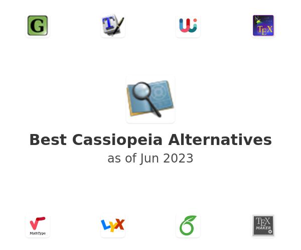 Best Cassiopeia Alternatives