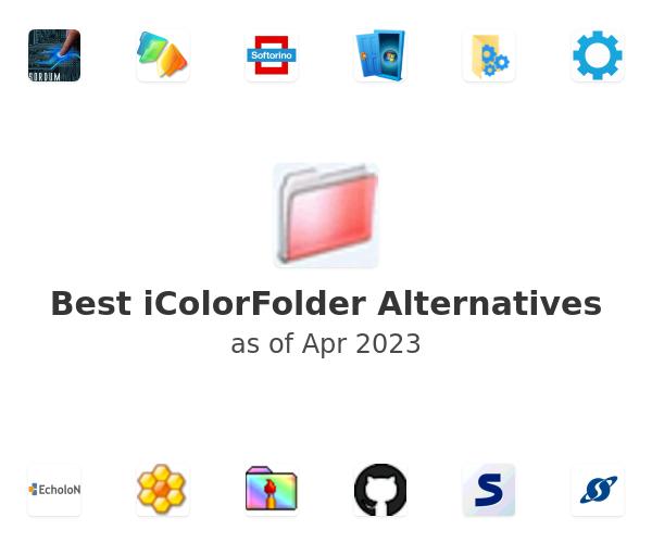 Best iColorFolder Alternatives
