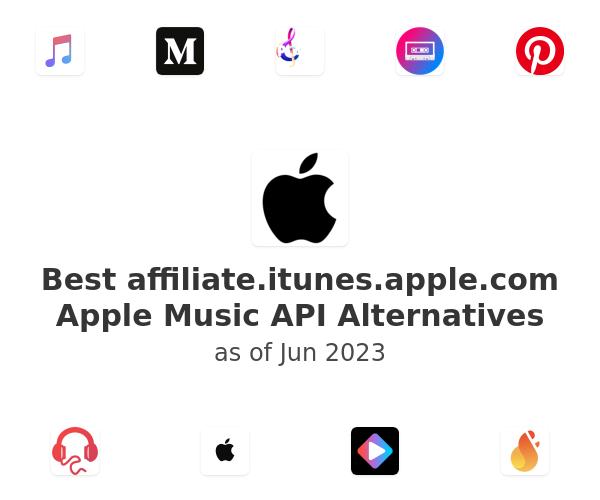 Best Apple Music API Alternatives