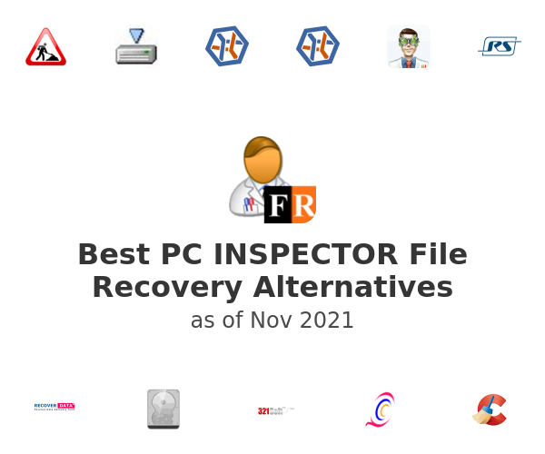 Best PC INSPECTOR File Recovery Alternatives