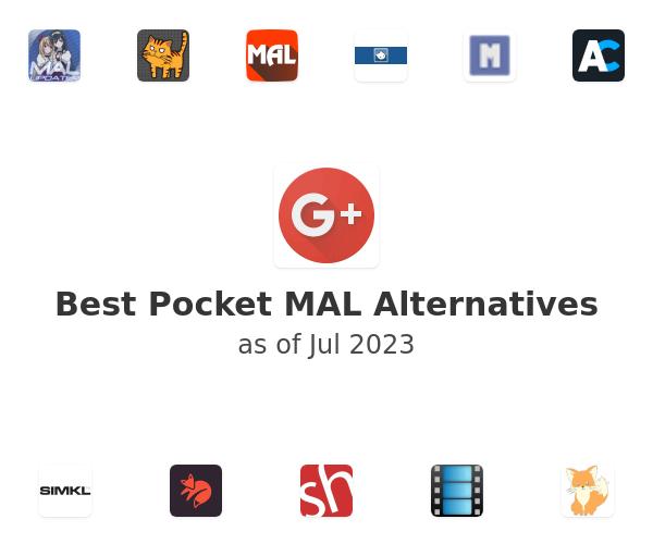 Best Pocket MAL Alternatives