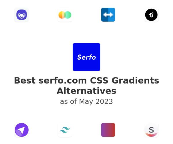 Best CSS Gradients Alternatives