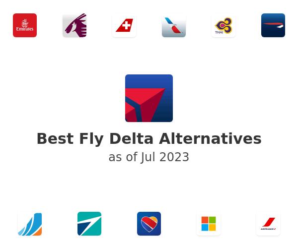 Best Fly Delta Alternatives