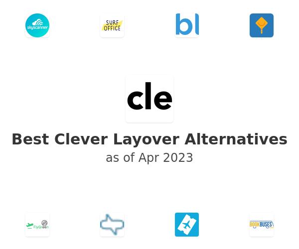 Best Clever Layover Alternatives