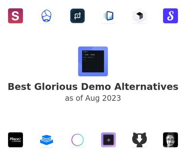 Best Glorious Demo Alternatives
