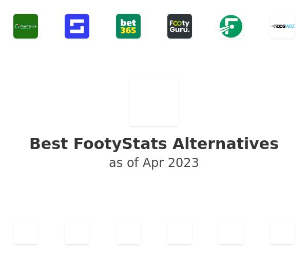 Best FootyStats Alternatives