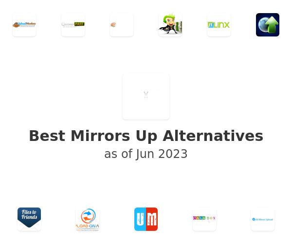 Best Mirrors Up Alternatives