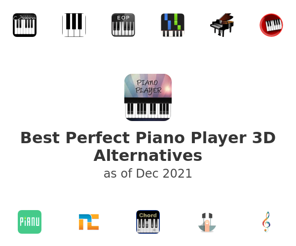 Best Perfect Piano Player 3D Alternatives