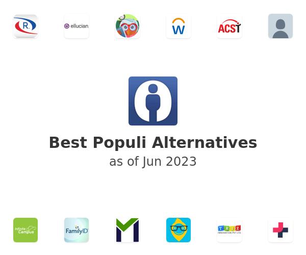 Best Populi Alternatives