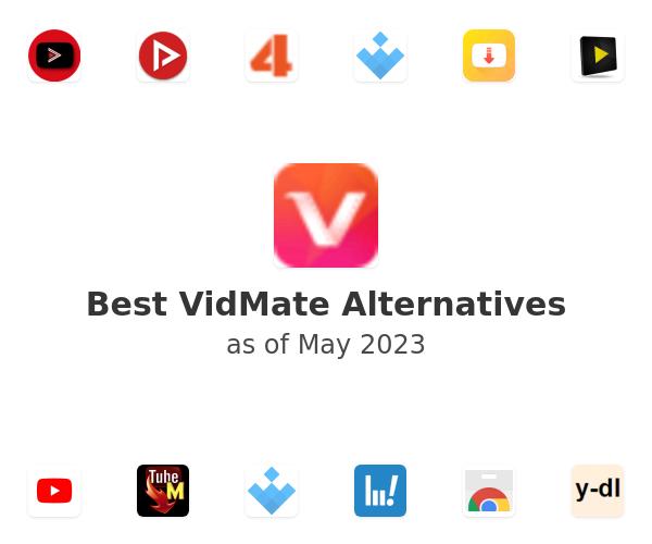 Best VidMate Alternatives