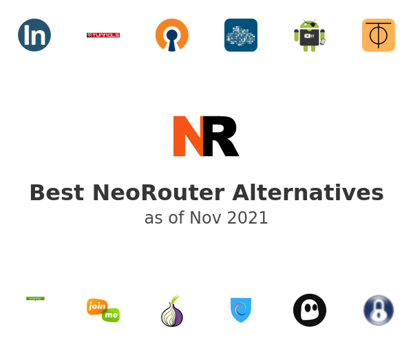 Best NeoRouter Alternatives
