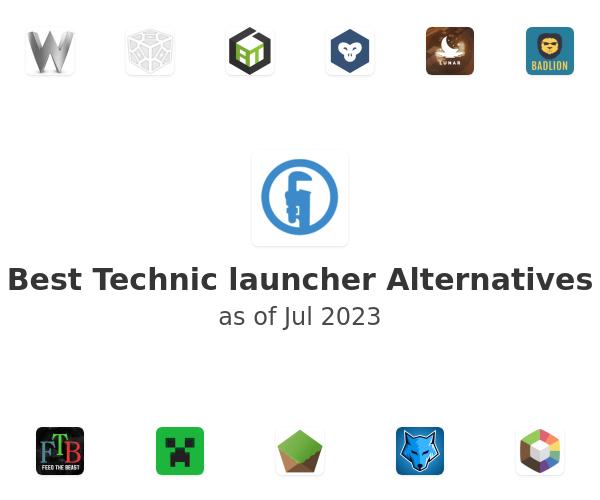Best Technic launcher Alternatives