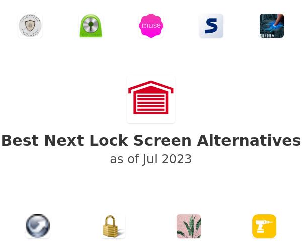 Best Next Lock Screen Alternatives