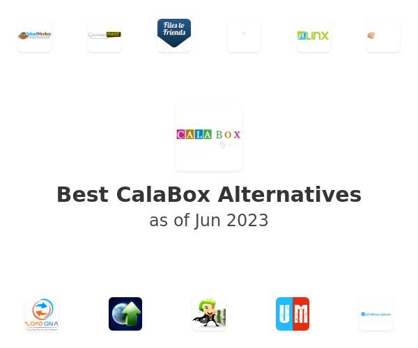 Best CalaBox Alternatives