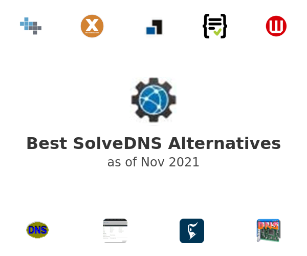 Best SolveDNS Alternatives