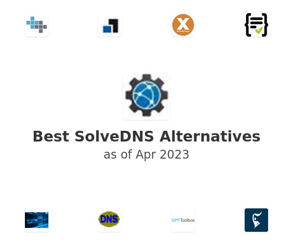 Best SolveDNS Alternatives
