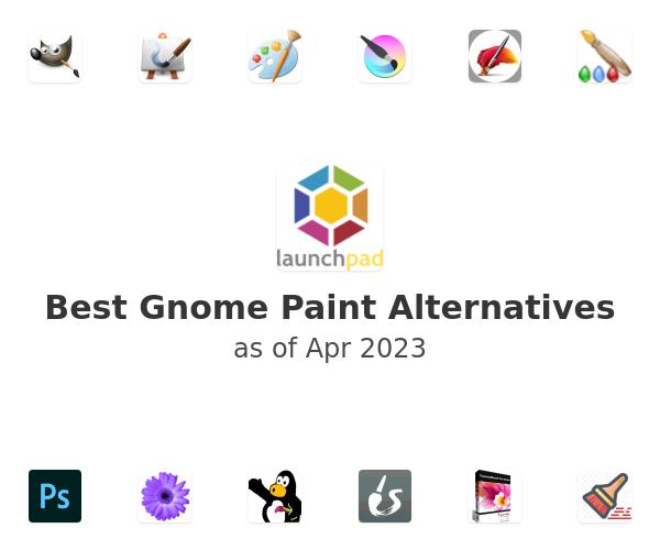 Best Gnome Paint Alternatives