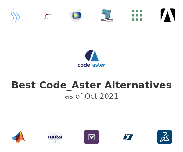 Best Code_Aster Alternatives