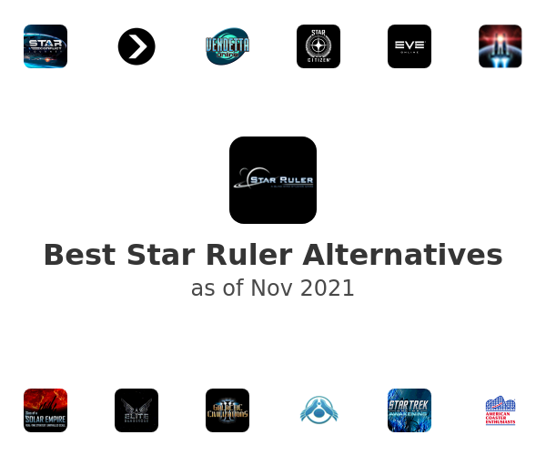 Best Star Ruler Alternatives