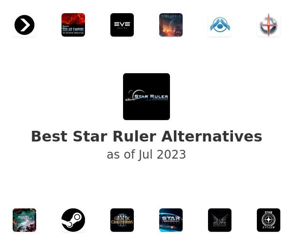Best Star Ruler Alternatives