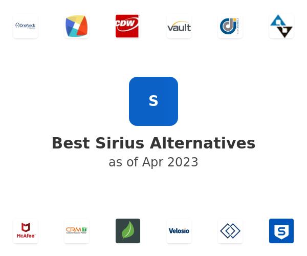 Best Sirius Alternatives